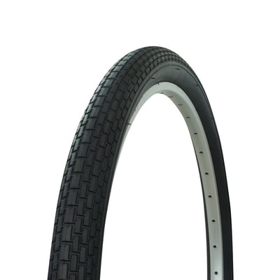 "26"" X 2.125"" Bicycle Tires ALL BLACK Brick"