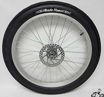 Fat Chopper Bicycle Tire