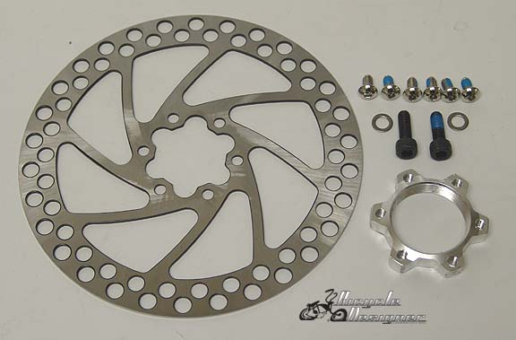 Disc Brake Conversion Kit