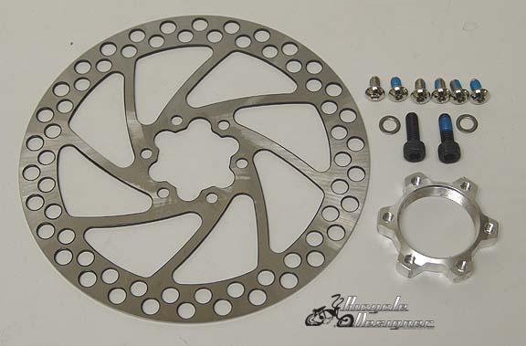 Bicycle Disc Brake Conversion Kit