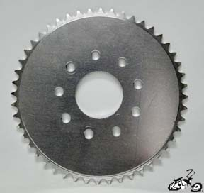 40T Motorized Bicycle Sprocket