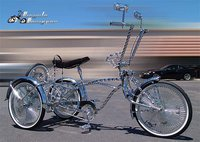 Spin Twister Lowrider Trike