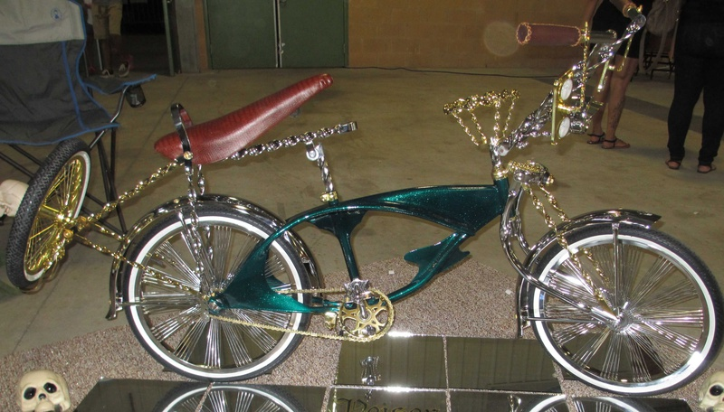 Lowrider Bicycle Showcase