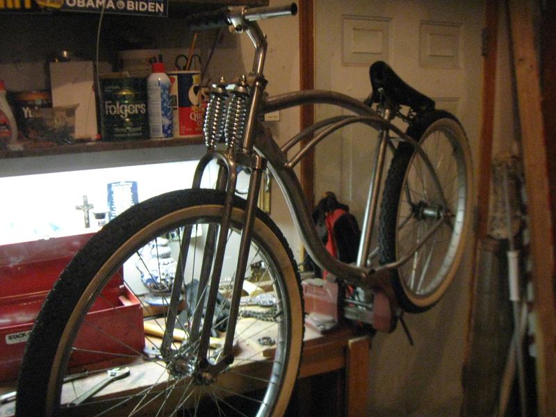 Cruiser Bicycle Showcase