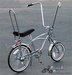 "REF# 260503 Super Krate 20"" / 16"" CHROME bicycle"
