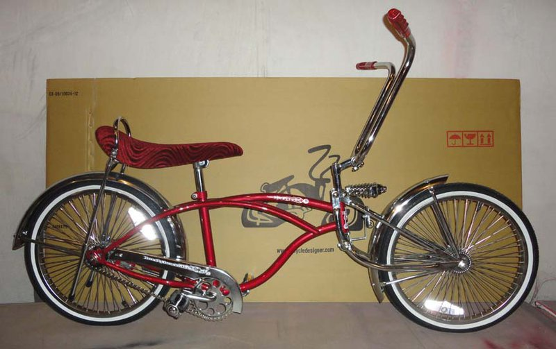 Lowrider Forks Bicycle Bicycle Models