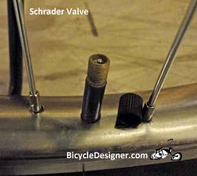 Bicycle Valve Caps