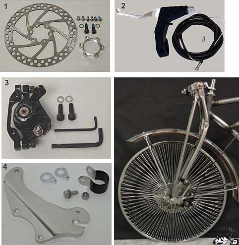 Bike Parts to make bicycles look good  Custom bicycles and