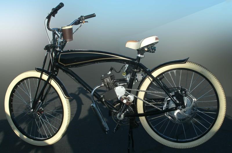 Motorized Bicycle Rear Disc Brake Wheel