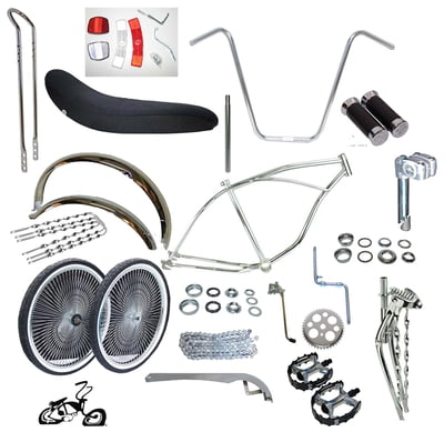 Lowrider Cruiser Bike Kit 26""
