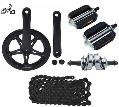 Blackstar Drive Train Kit with Beach Pedals