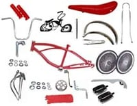 Lowrider Bike Build Kits