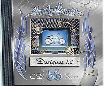 Lowrider Bicycle Designer 1.0