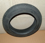 "12"" black wall tire"