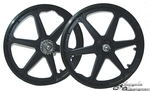 "20"" MAG Coaster Wheel Set BLACK"