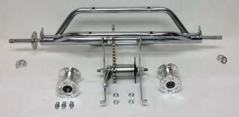 Trike Wheel Hubs 36 Spoke